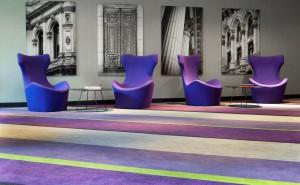 Hyatt Regency Montreal Axminster carpet