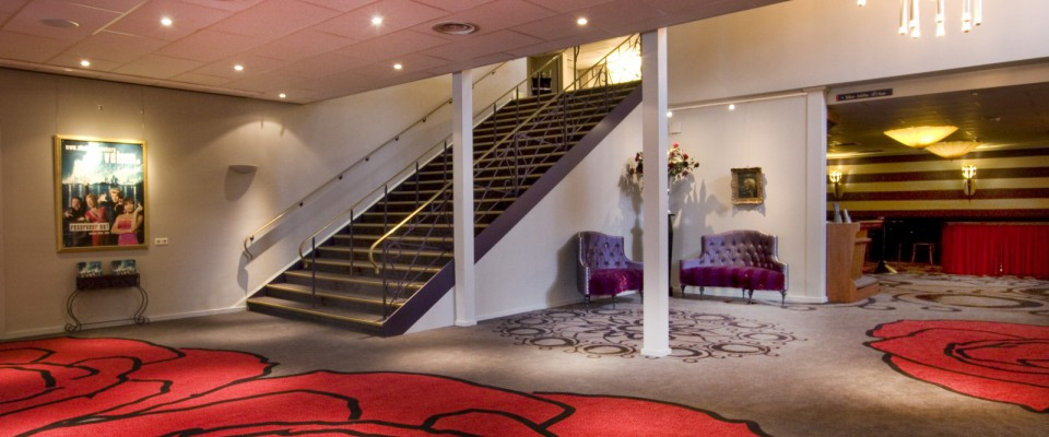 Chromo Jet Printed Carpet Municipal Theatre Velsen